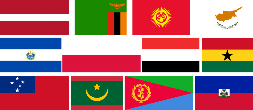 Flags of Fall 2020