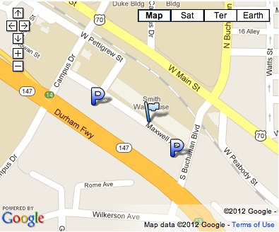 Click on map for full google maps features.