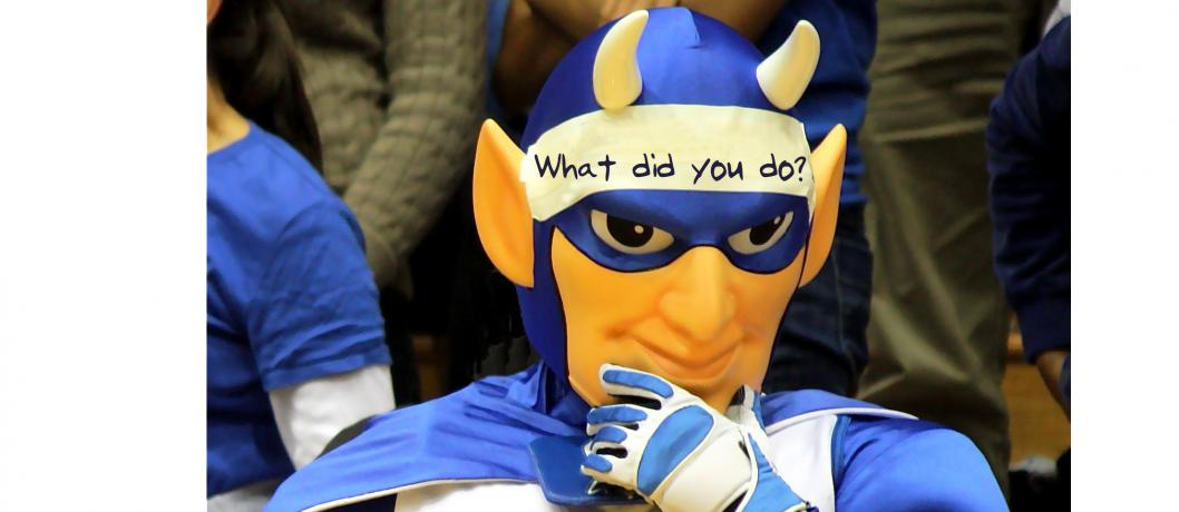 What did you do?- Blue Devil pic