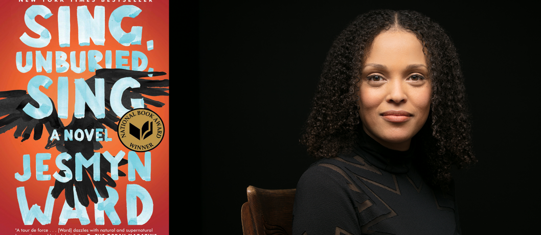 picture of Jesmyn Ward, author of Sing Unburied Sing, which is the Duke Common Experience selection for the Class of 2022