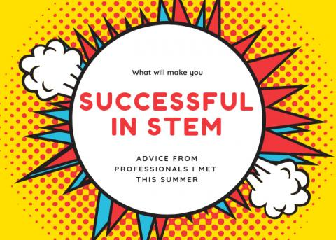 Successful in STEM image