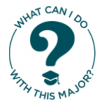 What can I do with this major? logo