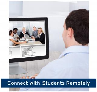 Link to Connect with Students Remotely