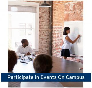 Link to Participate in Events On Campus
