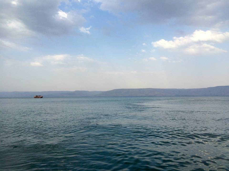 Kinneret - Sea of Galilee